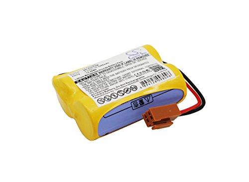 Cameron Sino 2200mAh Battery for GE A06B0177D106, A06B-0177-D106, A98L00310011, A98L-0031-0011, Beta iSV Amplifier, Beta SVU Amplifier, Fanuc A06 industrial computer, Fanuc A06 programmable logic