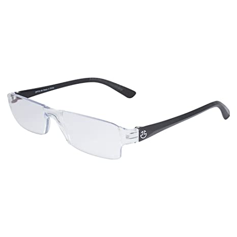 Review Rimless Computer Reading Glasses-