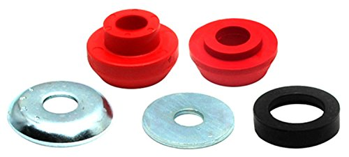 ACDelco 46G30005A Advantage Front Radius Arm Bushing Kit with Spacer ()