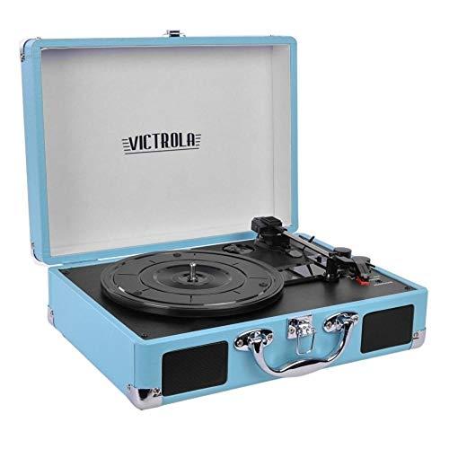 Victrola VSC-550BT 3-Speed Vintage Bluetooth Suitcase Turnta