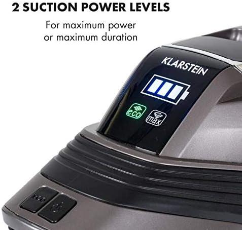 Klarstein cleanbutler 3 G Turbo aspirador sin HILOS Antracite/Nero: Amazon.es: Hogar