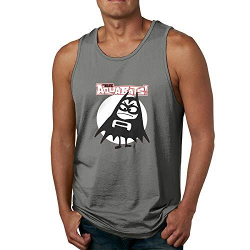BGFJVFR The Aquabats Men's Cotton Undershirts Crew