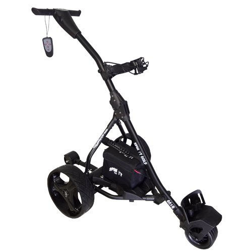 Spin It Golf Products GC1R Remote Controlled Electric Golf C