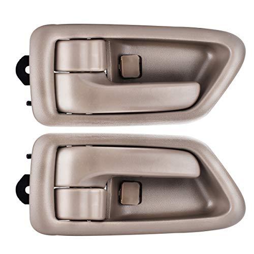 Compare price to toyota camry interior parts - 2000 toyota solara interior door handle ...