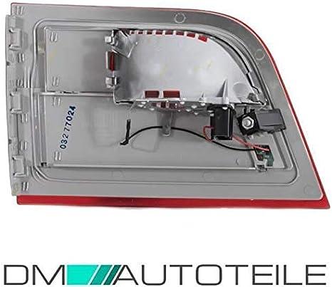 Dm Autoteile Led Rückleuchten Rot Weiß Innen Links Rechts Passt Für X5 E70 Birnen 07 10 Auto