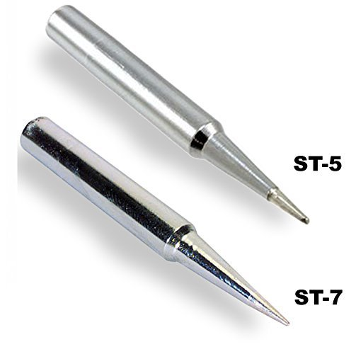 Weller ST5 and ST7 Screwdriver & Conical Tip, Nozzle tip for WP25, WP30 and WP35 Irons and WLC100 Station, Soldering, Desoldering, Rework Tips, Nozzles