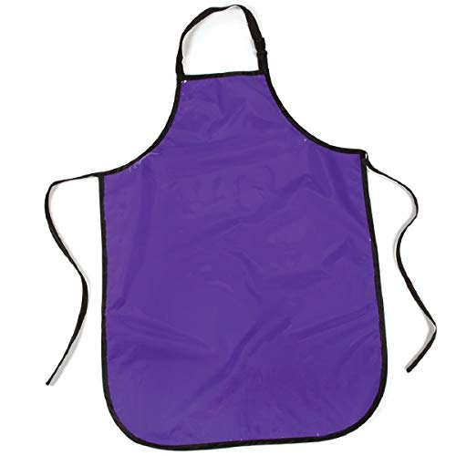 MPP Professional Value Apron Set of 3 Black Blue Purple Grooming Kitchen Barber Use