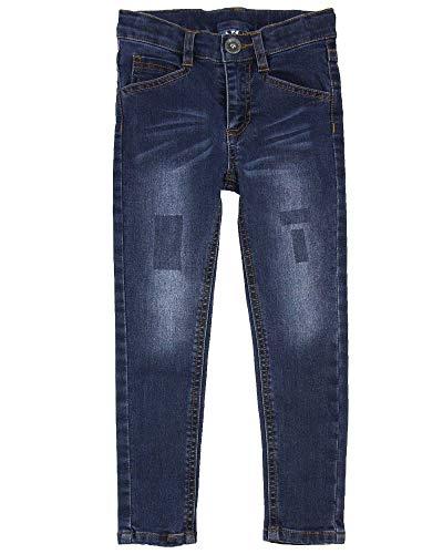 3 Pommes Boy's Slim Fit Denim Pants, Sizes 4-12 - 12