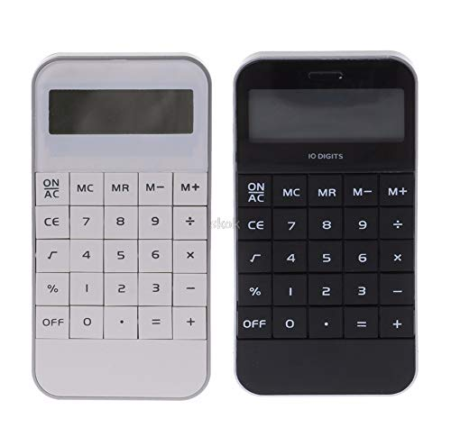 JohnnyBui - Portable Home Calculator Pocket Electronic Calculating Office Calculator MAY28 ping from JohnnyBui
