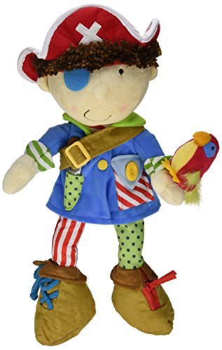 (Manhattan Toy Dress Up Pirate Doll for)