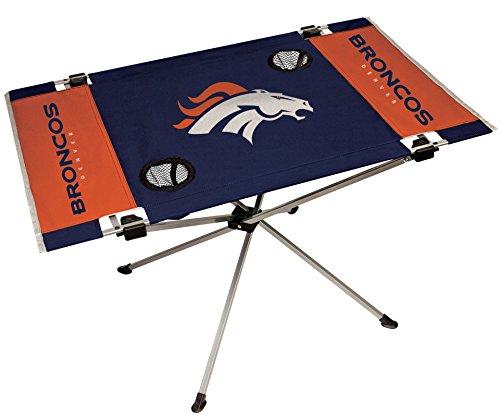 NFL Denver Broncos End Zone Table, Large/31.5