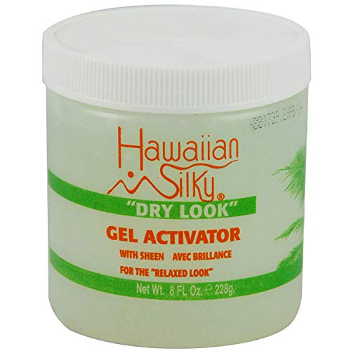 Hawaiian Silky Dry Look Gel Activator 8 oz.