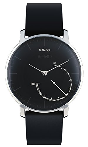 Withings Actività Steel - Activity and Sleep Tracking Watch by Withings (Image #1)