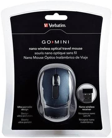 New KA3223 Verbatim 97470 Mouse