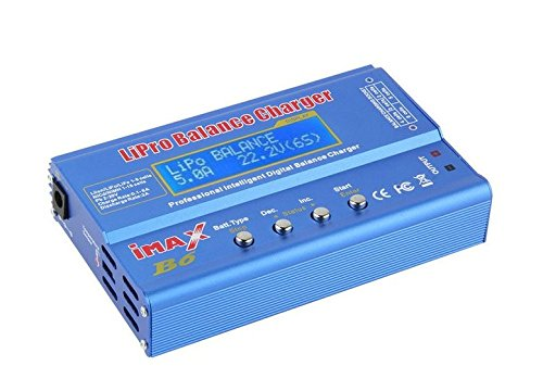 ac dc dual port lipo chargers - 5