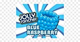 Jolly Rancher Blue Raspberry - 5 Lb Bulk Bag