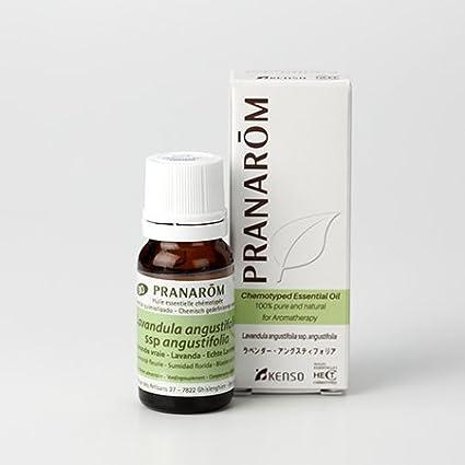 プラナロム精油(P-098 ラベンダーアングスティフォリア・10ml)