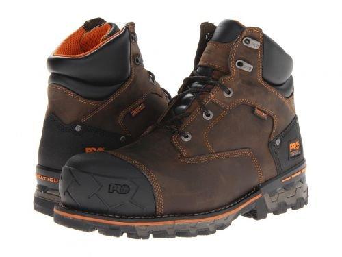 Timberland PRO(ティンバーランド) メンズ 男性用 シューズ 靴 ブーツ 安全靴 ワーカーブーツ Boondock WP 6
