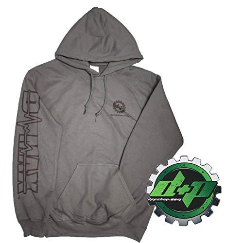 XLG Charcoal DPP Chevrolet Dmax Diesel Truck Hoodie Chevy Duramax Sweatshirt