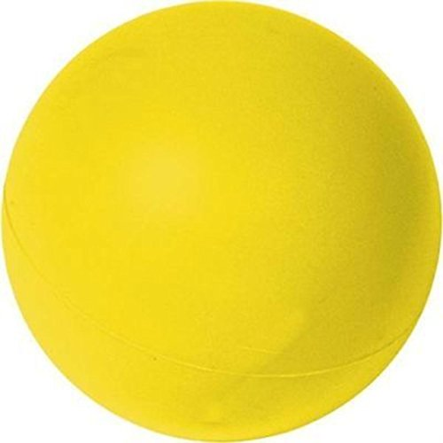 Kids Indoor Safety Balls Sponge Soccer Ball Childrens Foam Football Yellow 200mm