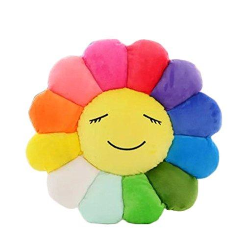 Girasol-sonriente-de-peluche-almohada-juguete-Murakami-Takashi-sofAuto-cojines-de-asiento