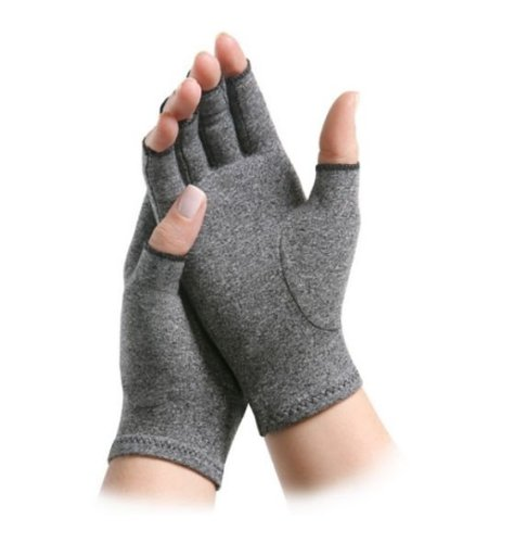 IMAK Gloves, Large, Gray by IMAK Gloves, Large 1 ea, Gray