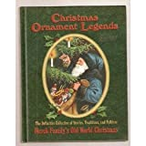 old time christmas ornaments - Christmas Ornament Legends : The Definitive Collection