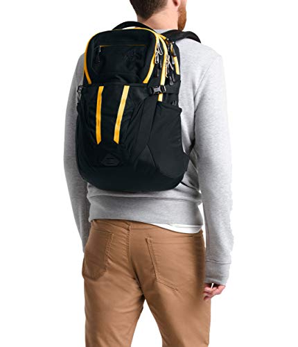 The North Face Unisex Recon Tnf Black Light Directional Heather/Tnf Yellow One ()