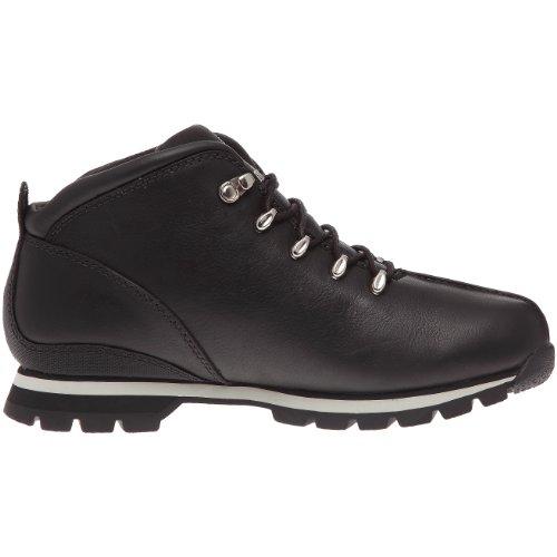 Timberland Splitrock - Botas de senderismo con cordones para hombre Negro