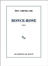 Ronce-rose par Éric Chevillard