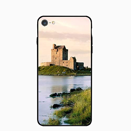 Dunguaire Castle Kinvara Ireland iPhone 6S Case/iPhone 6 Case Rubber Shockproof Cover Compatible with iPhone 6 / 6S]()
