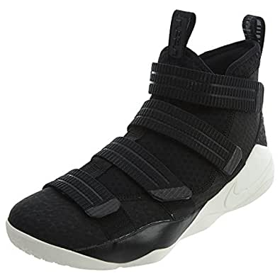adbc9188f7d67 Image Unavailable. Image not available for. Color  Nike Mens Lebron Soldier  XI SFG Basketball Shoes ...