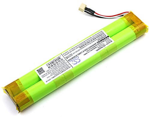 Replacement Battery for TDK Life On Record A33 2000mAh Ni-MH 7.2V