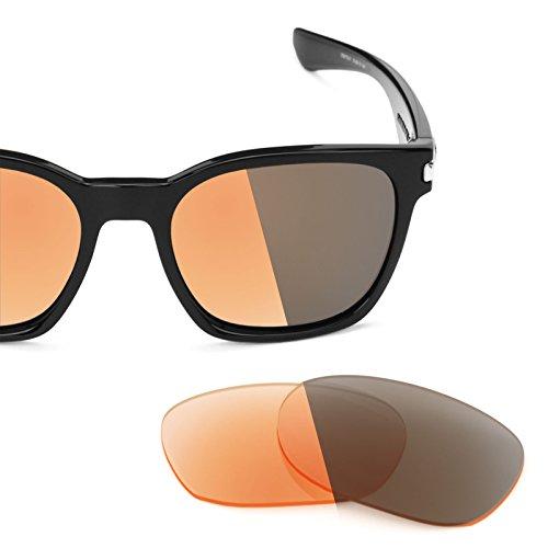 Naranja Adapt Rock Oakley Opciones De Repuesto Múltiples Para — Fotocromático Elite Garage Lentes xAPqOvx