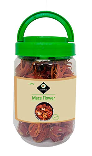 Spicy Carte Premium Whole Mace Flower (Javitri), 100gm