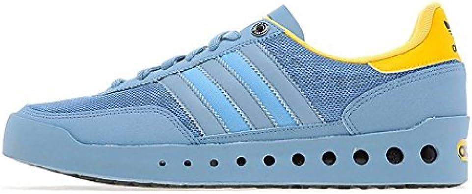adidas Originals Training PT 70s Blue/Yellow/Black (UK 7.5 / US 8 ...