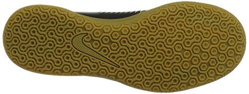 Nike 831953-013, Botas de Fútbol Unisex Adulto Negro (Black / White-Electric Green)