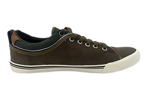Pepe Jeans Britt, Sneakers Basses Homme, 951 Taupe