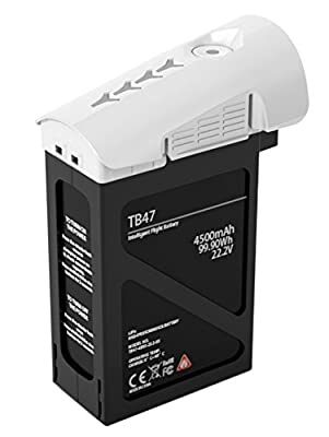 DJI TB47 4500mAh Inspire 1 Battery (White) by Beyond Solutions
