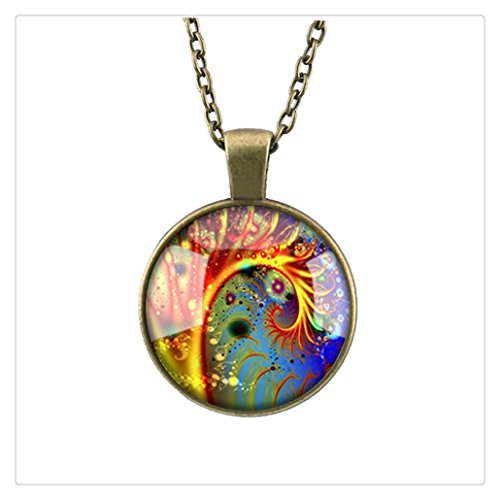 - Skyboby Tree Pendant tree of life necklace Whimsical Tree Necklace Wearable Art Charm