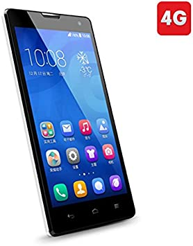 Huawei Honor 3C 4G LTE - Smartphone libre Android (pantalla 5 ...