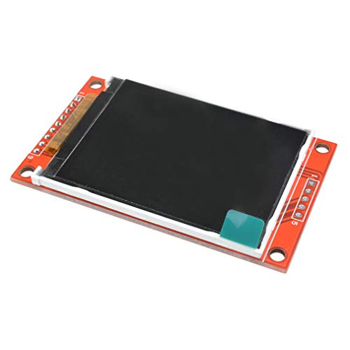 HiLetgo 2.2 Inch ILI9341 SPI TFT LCD Display 240x320 ILI9341 LCD Screen with SD Card Slot for Arduino Raspberry Pi 51/AVR/STM32/ARM/PIC