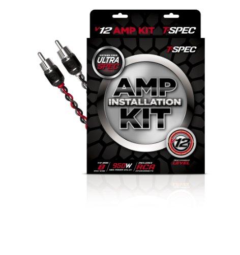 8 Awg Amplifier Kit - 8