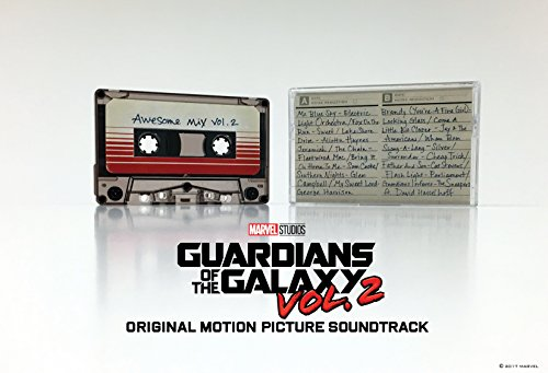 Price comparison product image Guardians Of The Galaxy Vol. 2: Awesome Mix Vol. 2 [Cassette]