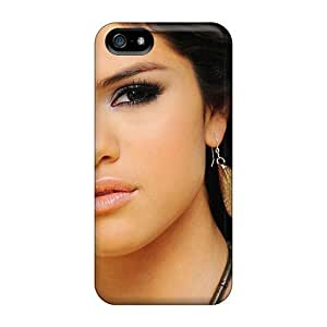 High Impact Dirt/shock Proof Case Cover For Iphone 5/5s (selena Gomez 93)