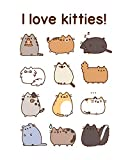 Pusheen Poster Book: 12 Cute Designs to Display