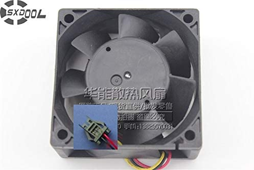 SXDOOL Wholesale For Yaskawa fan MMF-06D24ES ROK 6025 60mm 6cm DC24V 0.1A server inverter cooling fan