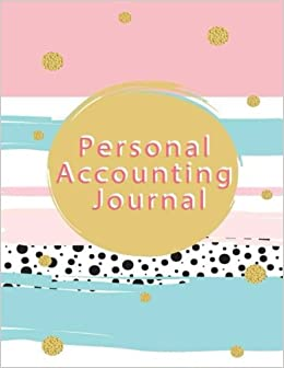 buy personal accounting journal accounts journal account book