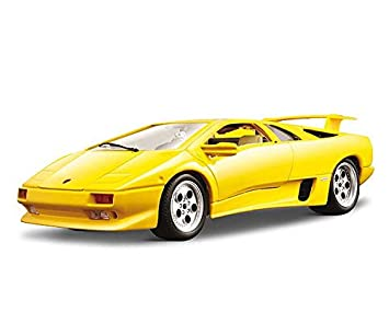 Bburago 118 Gold Lamborghini Diablo color may vary Amazonco