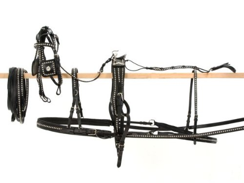 Tough 1 Leather Harness
